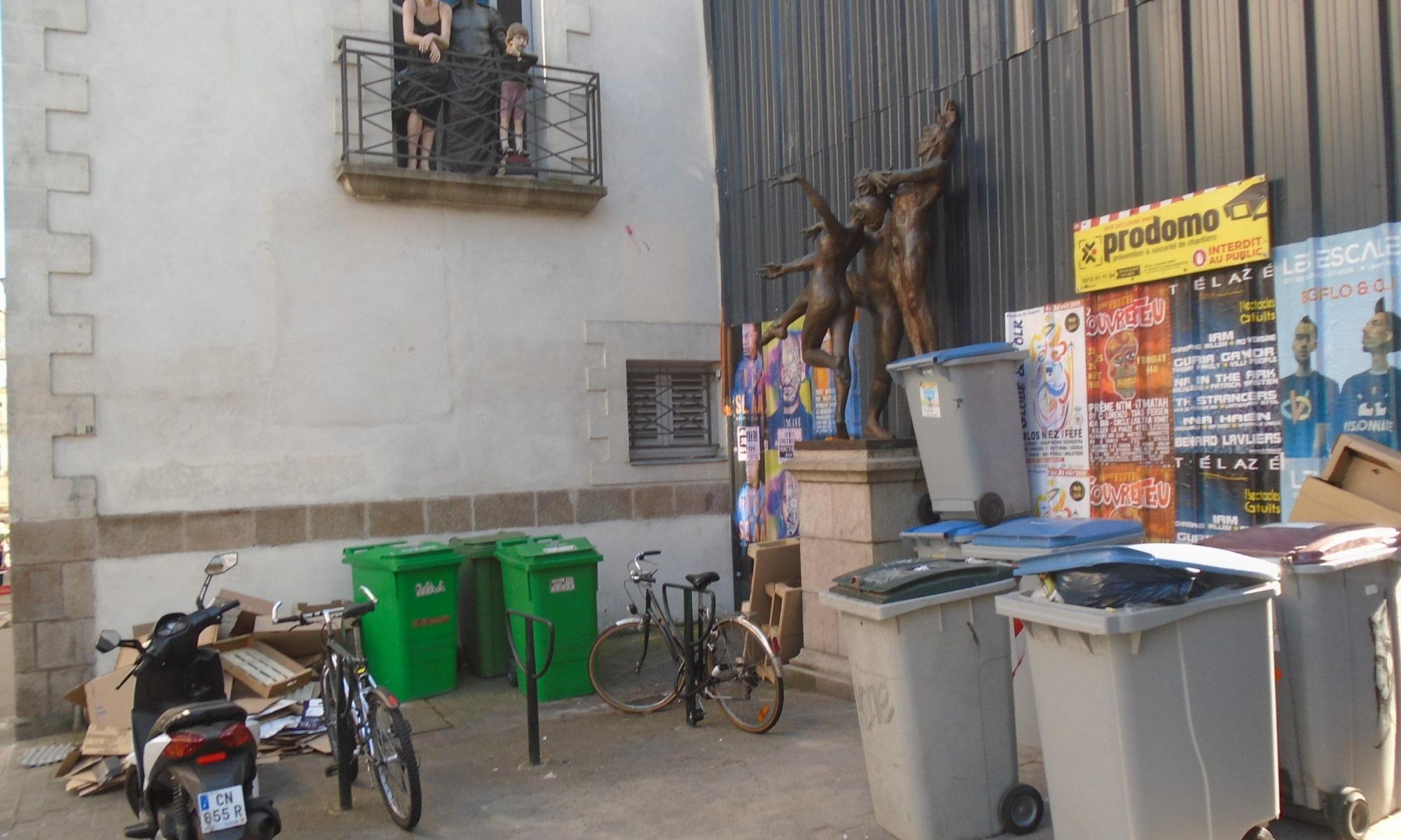 Voyage à Nantes : le pas de côté