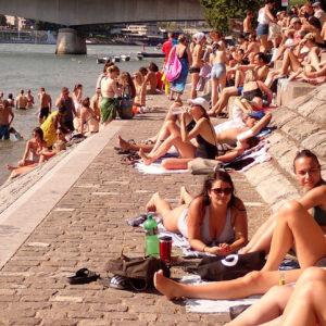 Plonger dans la Loire