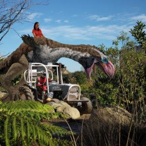 Plutôt que de diminuer la taille des hérons volants, ce sera une grosse autruche avec un volant.