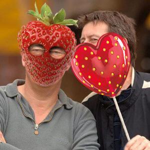 Ramène ta fraiseraie... Mais discrètement !